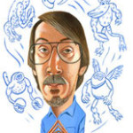 Will Wright - karikatura